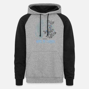 Ecology Ecology - Unisex Colorblock Hoodie