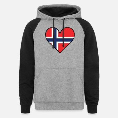 I Love Heart Oslo Black Kids Sweatshirt