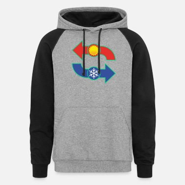 Picture picture - Unisex Colorblock Hoodie