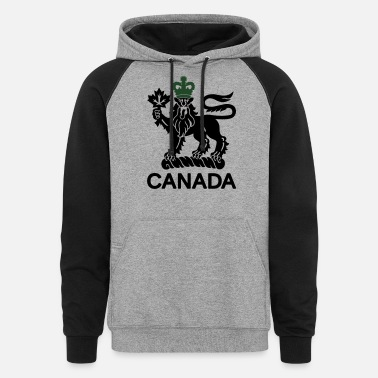 Commander In Chef Commander-in-Chief of the Canadian Armed Forces - Unisex Colorblock Hoodie