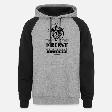 Frost FROST - Unisex Colorblock Hoodie