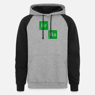 Walter White Breaking Bad Walter White - Unisex Colorblock Hoodie