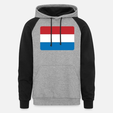 The Netherlands THE NETHERLANDS - Unisex Colorblock Hoodie