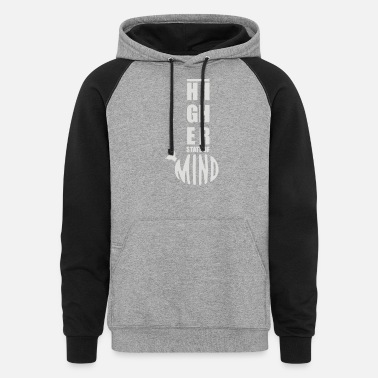 Higher State Of Mind Higher State of Mind - Unisex Colorblock Hoodie