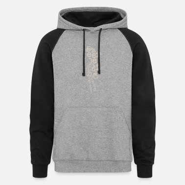 High School Graduate humphrey high school - Unisex Colorblock Hoodie