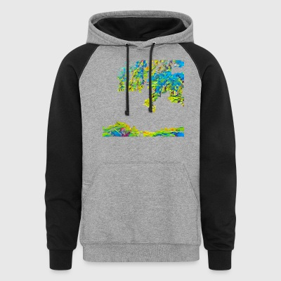Tripical - Colorblock Hoodie