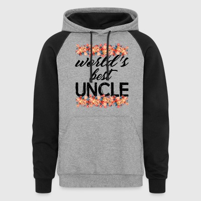 Uncle Tee Shirt - Colorblock Hoodie