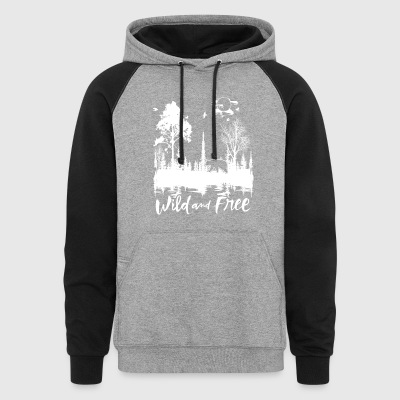 Wild and Free Products - Colorblock Hoodie