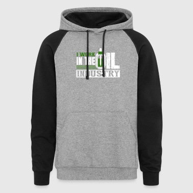 Essential Oil Shirt - Colorblock Hoodie
