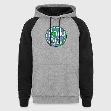 Prestige Worldwide STEP BROTHER - Colorblock Hoodie