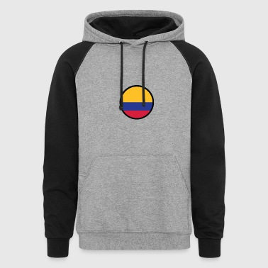 Marked By Colombia - Colorblock Hoodie
