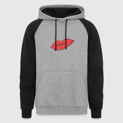 mouth - Colorblock Hoodie