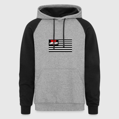 Black Flag - Colorblock Hoodie