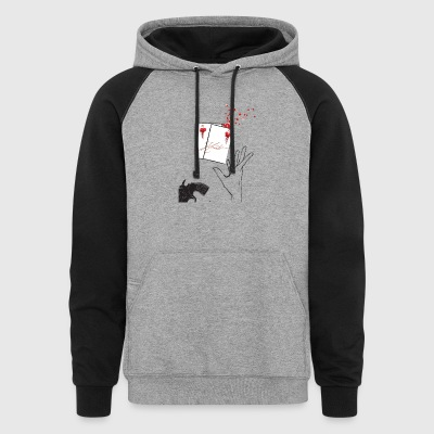 shirt-idea 1 - Colorblock Hoodie