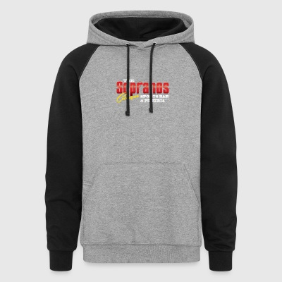 The Sopranos - Colorblock Hoodie