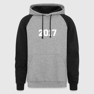 TIME AND PLACE 2017 - Colorblock Hoodie