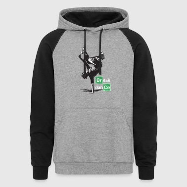 Break dance - Colorblock Hoodie