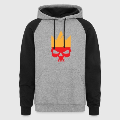Mad King Ryan - Colorblock Hoodie