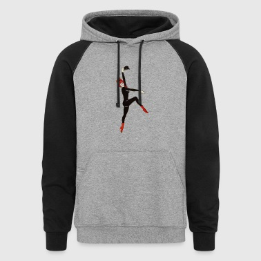 Broadway Dancer - Colorblock Hoodie