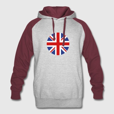 United Kingdom - Colorblock Hoodie