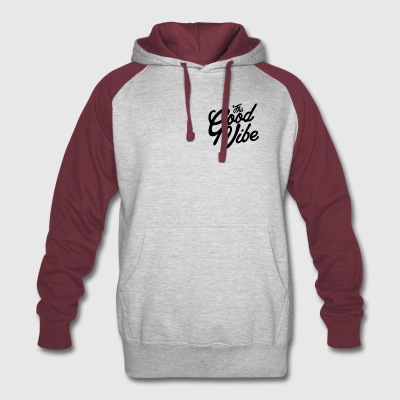 The good vibe - Colorblock Hoodie