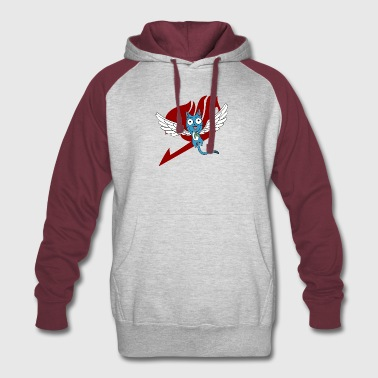ANIME FAIRY TAIL - Colorblock Hoodie