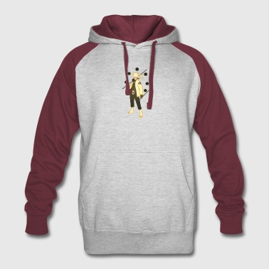 Six paths Naruto - Colorblock Hoodie