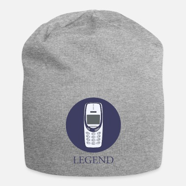 Mobile mobile phone legend - Beanie