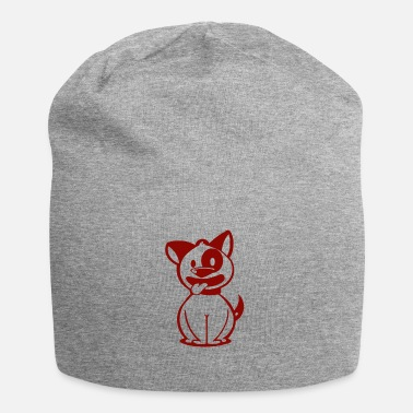Tongue A cute dog lover for naughty dogs - Beanie
