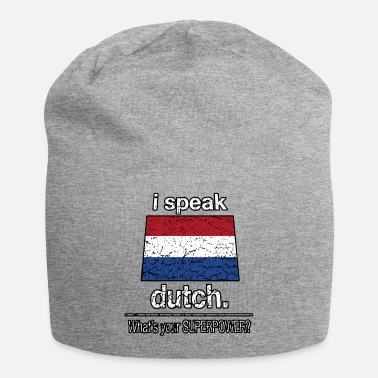 Netherlands Holland Netherlands Language Dutch Funny Country - Beanie