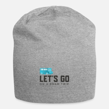 House Let's go on a road trip - Beanie