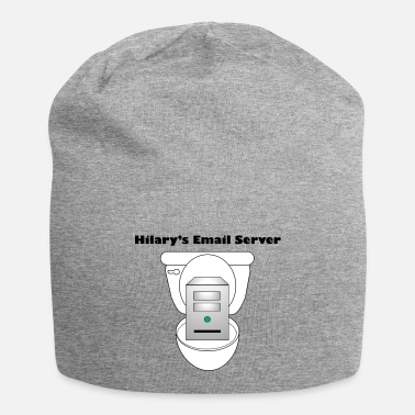 Hilarious Hilary's Email Server - Beanie