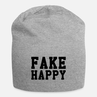 Fake fake happy - Beanie