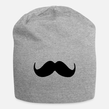 Cool-cute-stylish-mustaches ۞»♥Stylish Upswept Mustache-Vector Design♥«۞ - Beanie