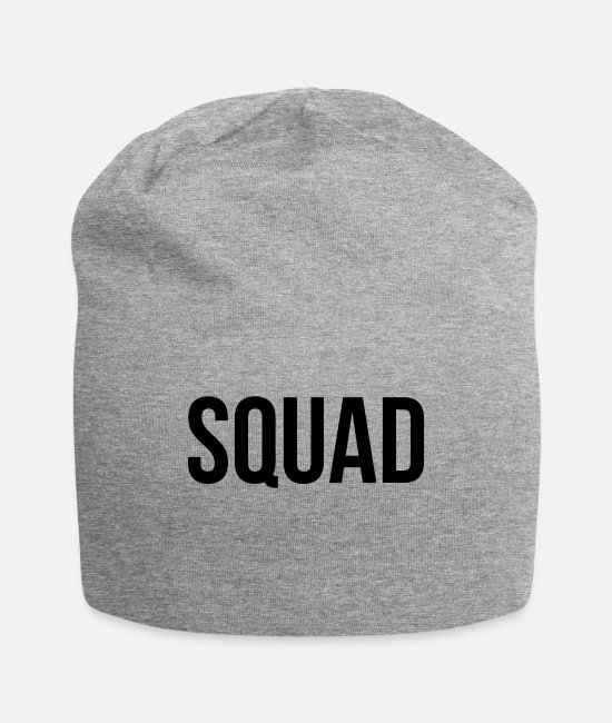 King Caps & Hats - Squad - Beanie heather gray