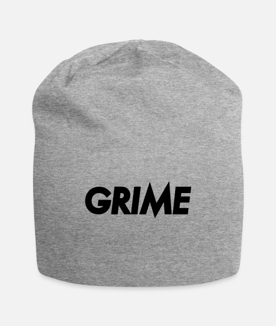 Rap Caps & Hats - Grime - Beanie heather gray