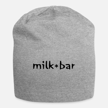 Proverb Motto Comment Guiding Principle Quotation milkbar - Beanie