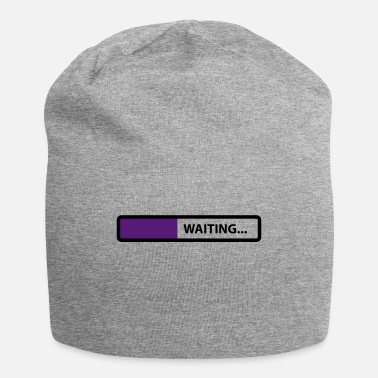 Wait waiting - Beanie