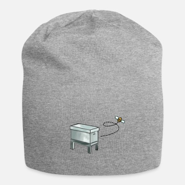 Beekeeper's Beehive with Bee - Beanie