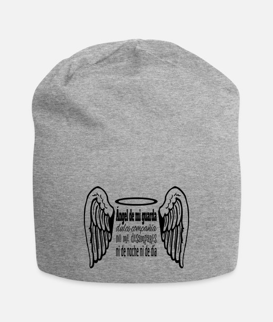 Ángel Caps & Hats - Angel de mi guarda - Beanie heather gray