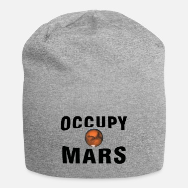 Occupy Occupy Mars_black - Beanie