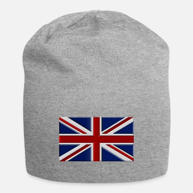 Union Jack 3D Union Jack British Flag - Beanie