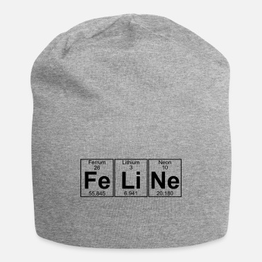 Table Fe-Li-Ne (feline) - Full - Beanie