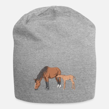 Mare mare & foal - Beanie