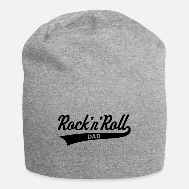 Rock N Roll Rock 'n' Roll Dad (Daddy / Father's Day) - Beanie