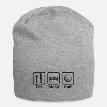 Eat eat sleep golf - Beanie