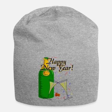 New Years Day Happy New Year - Beanie