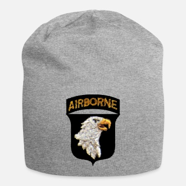 Dday 101st AB Type 8 Patch Airborne - WW2 RIGHT - Beanie