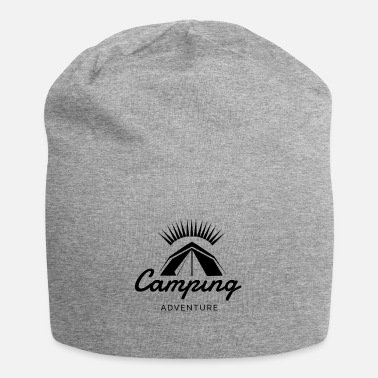 Travel Bug Camping Shirt Camping Gift Travel Mountains I - Beanie