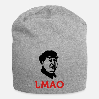 Dictatorship Laughing Mao (2c) - Beanie